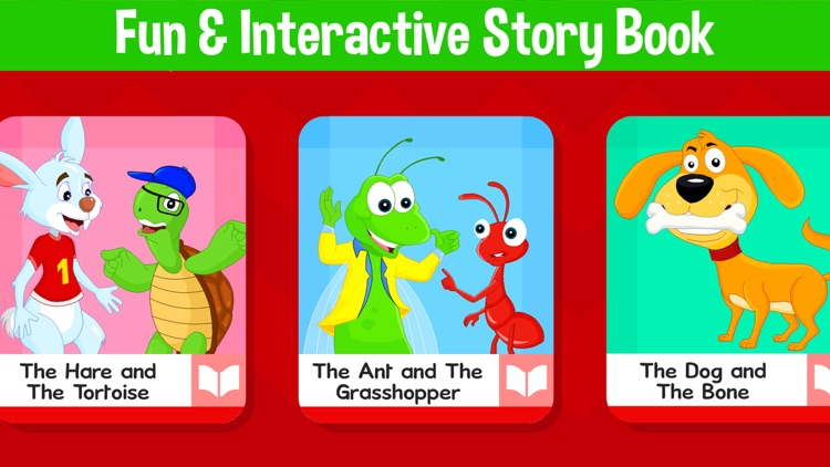 Kidlo Bedtime Stories for Kids screenshot-0