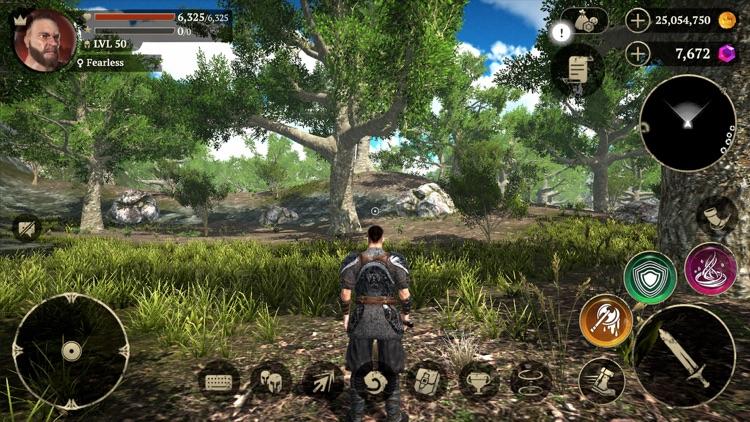 Evil Lands: MMO RPG screenshot-8