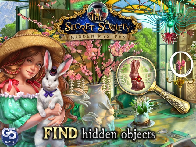 The Secret Society On The App Store