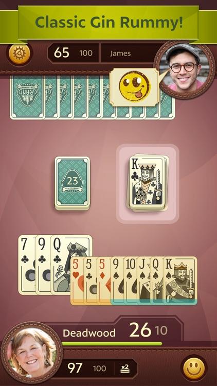Grand Gin Rummy 2: Card Game screenshot-0