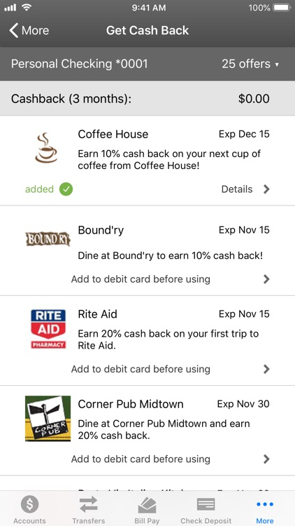 5point Credit Union screenshot-6