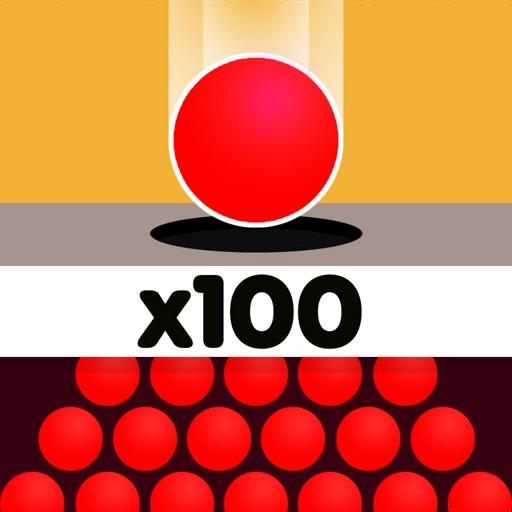 Split Balls 3D app for iphone