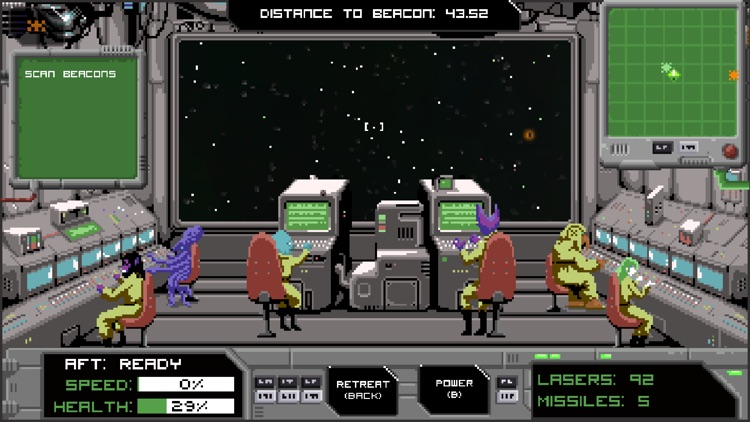 Hyperspace Delivery Service screenshot-8