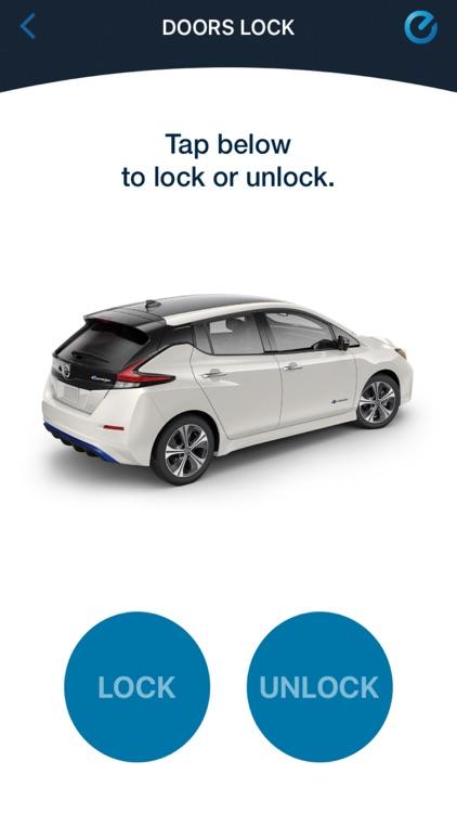 NissanConnect® EV & Services screenshot-3
