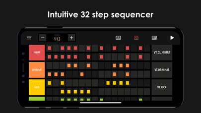 Screenshot for Drum Machine - Music Maker in Romania App Store