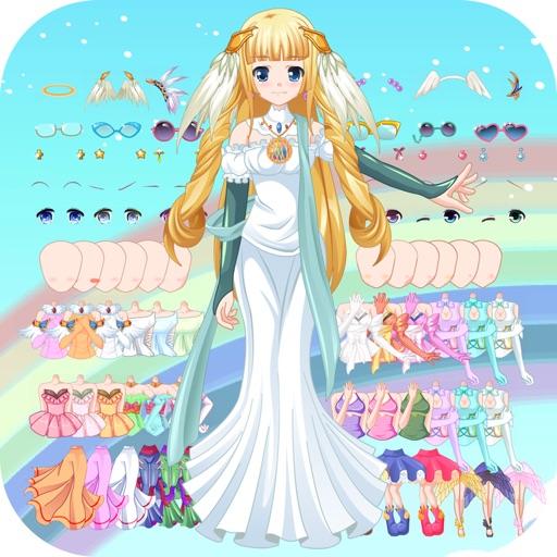 для девочек: Я Девушка-Ангел