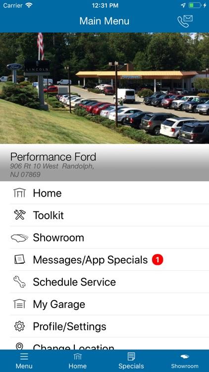 Performance Auto Group screenshot-6