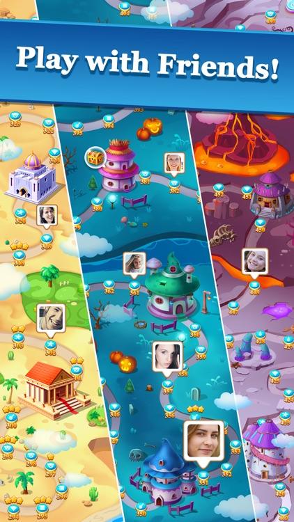 Jewel Legend - Match 3 Games screenshot-4