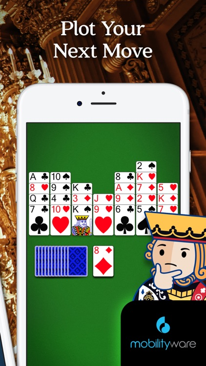Crown Solitaire: Card Game screenshot-9