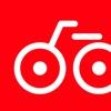メルチャリ - シェアサイクル - iPhoneアプリ