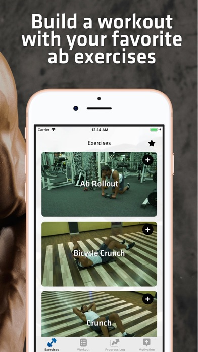 Core & Abs Workout For Men screenshot two