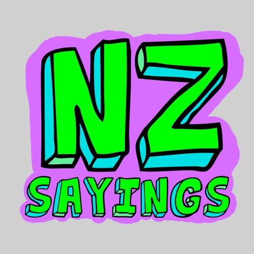 NZ Sayings