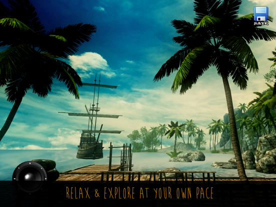Exotic Escape Forgotten Island screenshot 6