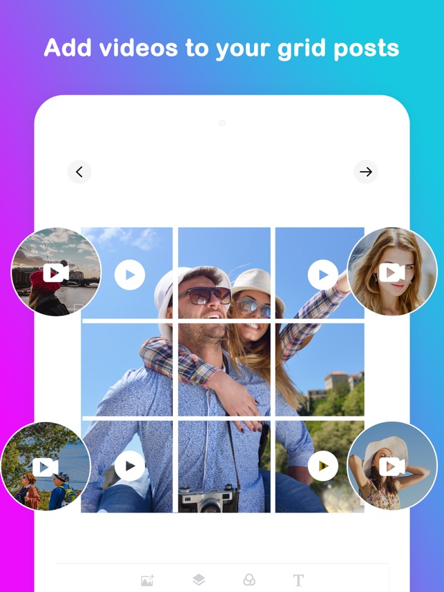 Grid Post Maker for Instagram on the App Store