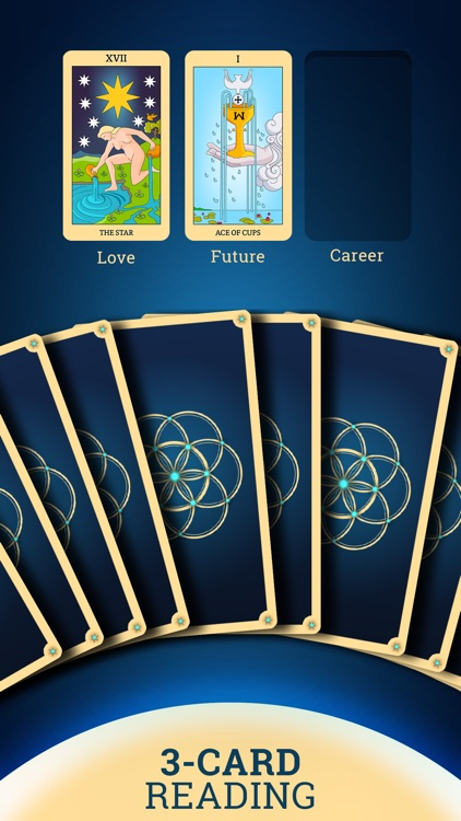 Tarot Card Reading & Horoscope screenshot-5