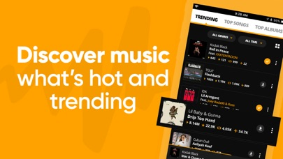 Audiomack-New Music, Save Data wiki review and how to guide