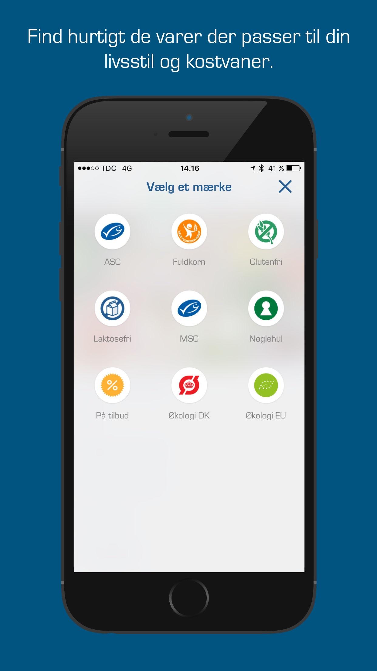 REMA 1000 med Vigo Screenshot
