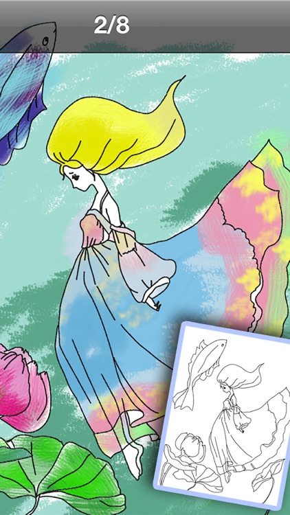 Bejoy Coloring Doodle Pad