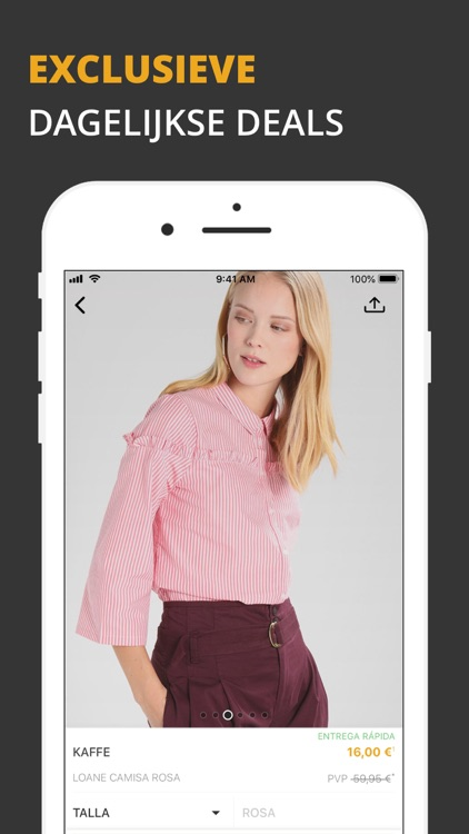Zalando Privé - Outlet Online screenshot-2