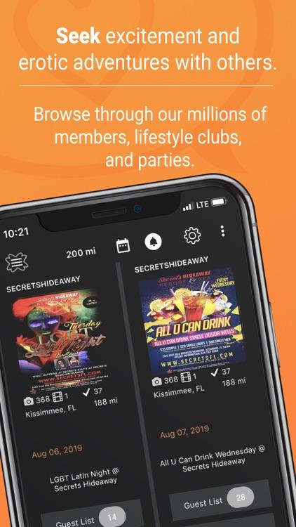 SDC official Swingers App screenshot-4