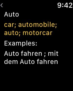 German Translator Dictionary + on the App Store