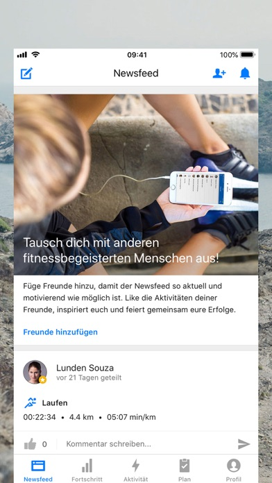 Screenshot for Runtastic PRO GPS Laufen in Germany App Store