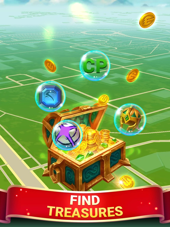 Draconius GO: Catch a Dragon! screenshot 10