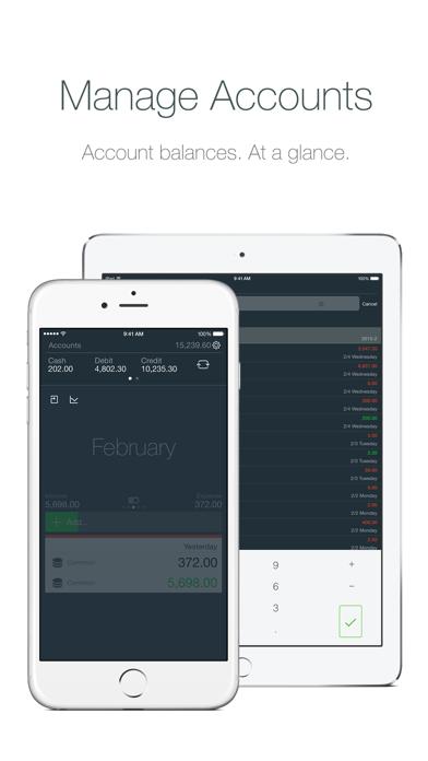 Money - Track easily Screenshots