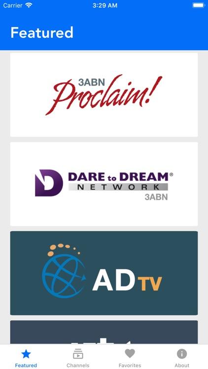 AdvenTV screenshot-0