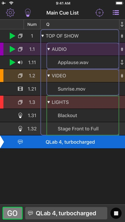 QLab Remote screenshot-1