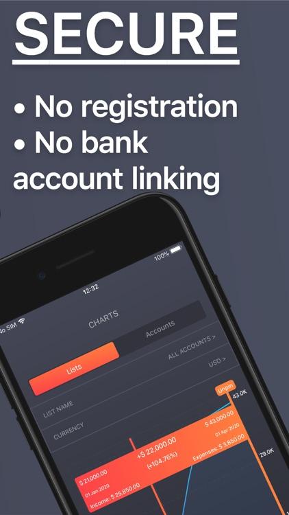 Net Worth - BalanceViewer