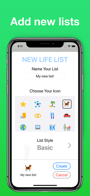 ‎Do.List: To Do List Organizer Screenshot
