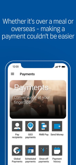 RMB Private Bank App on the App Store