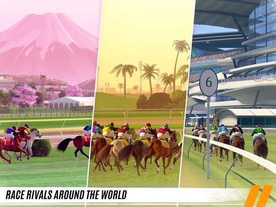 Rival Stars Horse Racing screenshot 13