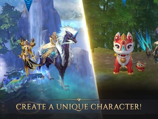 Jade Dynasty Mobile screenshot 5