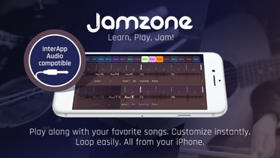 Jamzone - Learn, Play, Jam!