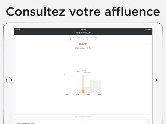 Screenshot #4 pour Zenchef