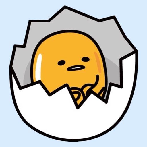 Innocent Egg Life Stickers