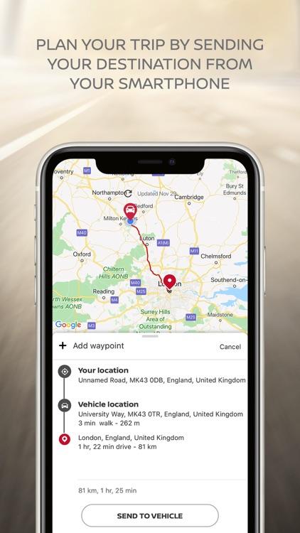 NissanConnect Services screenshot-0