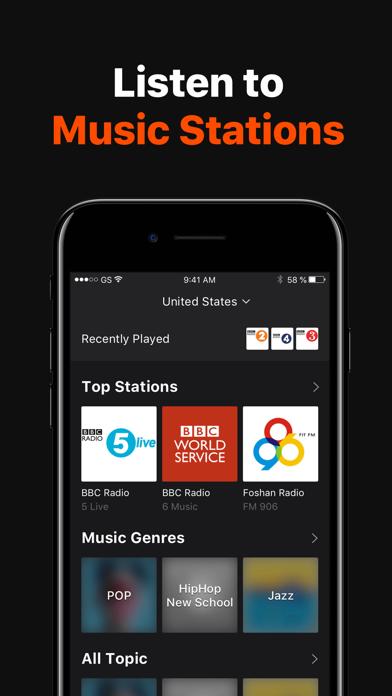 Spark Music Screenshots