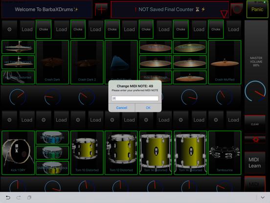 BarbaXDrums screenshot 10