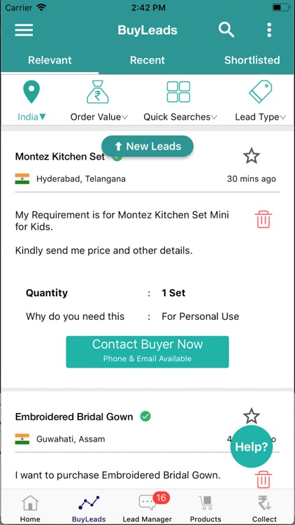 IndiaMART: Buy & Sell Products screenshot-9
