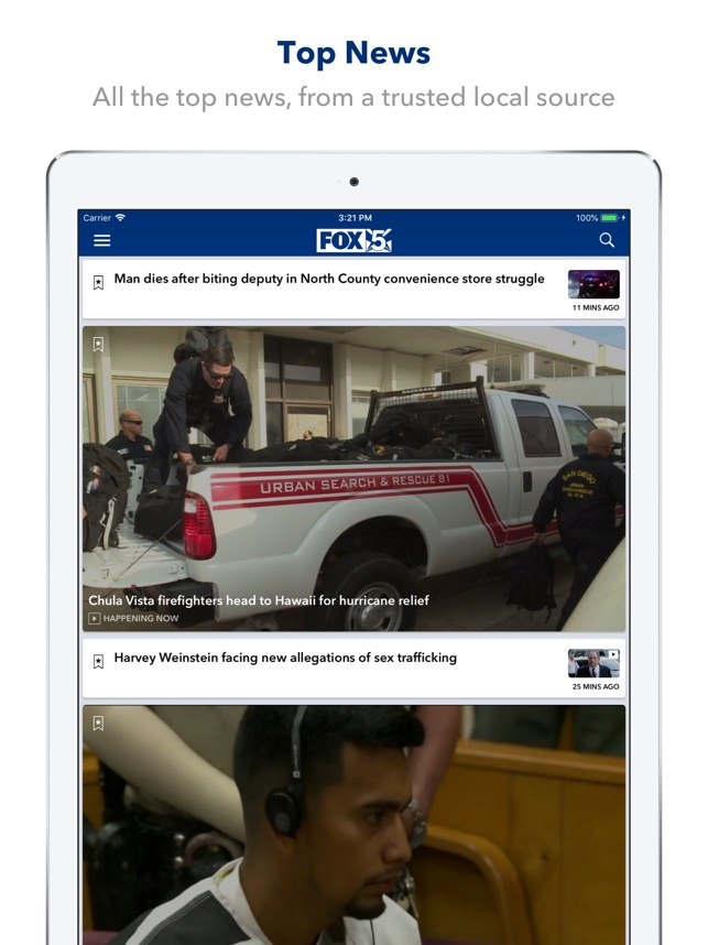 FOX 5 News - San Diego on the App Store