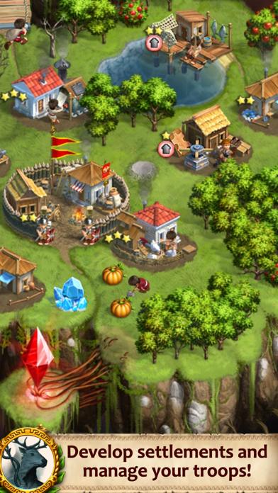 Roman Adventures. Season 1 screenshot 2