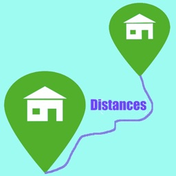 Distance Displacement Navigate