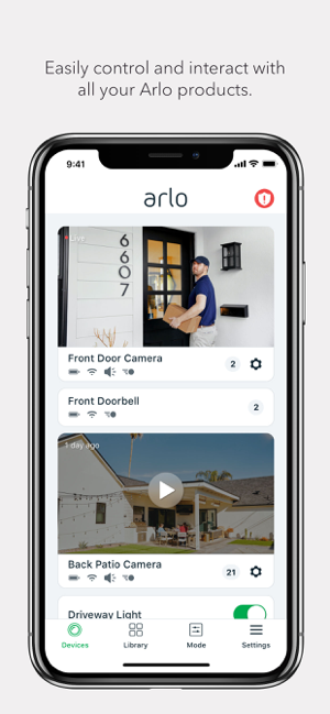 ‎Arlo Screenshot