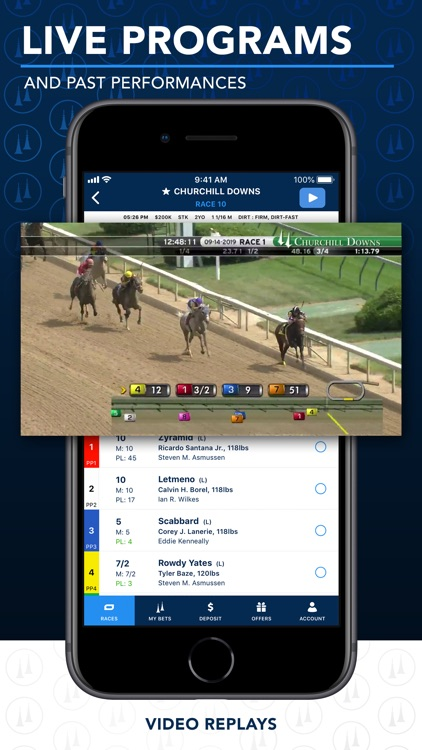 TwinSpires Horse Race Betting screenshot-4