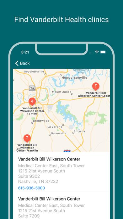 Vanderbilt Health Connect | App Price Drops