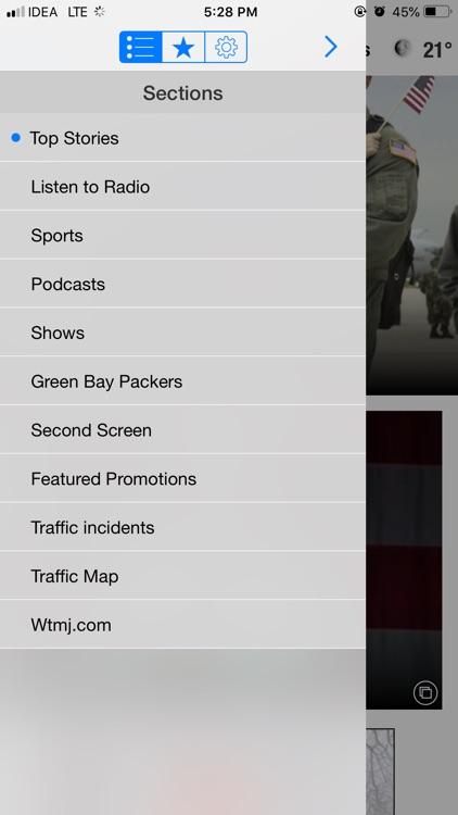 620 WTMJ Radio screenshot-3