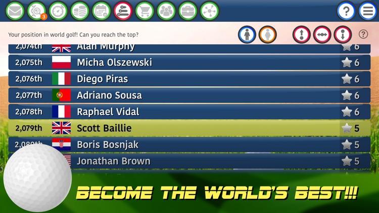 Golf Superstar screenshot-7